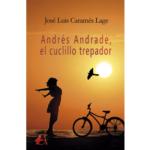 Portada Andrés Andrade. Editorial Adarve