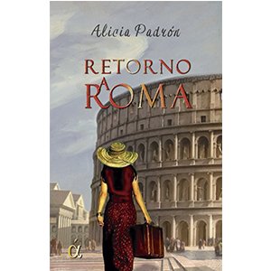 Portada del libro Retorno a Roma. Ediciones Altera