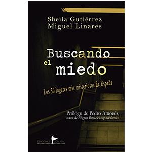 Portada del libro Buscando el miedo. Ediciones Caudal, Escritores de hoy, servicios editoriales España