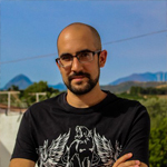 Alberto Buscató Vásquez. Escritores de hoy, Editorial Adarve de España