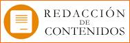 Icono de acceso a los servicios de redacción de contenidos