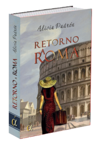 Portada del libro Retorno a Roma de Alicia Padrón