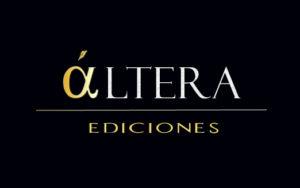 Logotipo de Ediciones Áltera