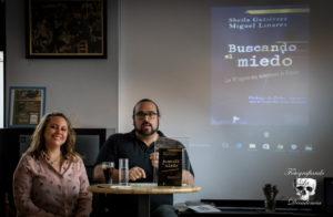 Miguel Ángel y sheila Gutiérrez. Escritores de hoy, Ediciones Caudal