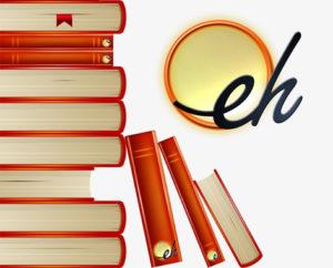 Lámina logotipo de escritoresdehoy sección editoriales tradicionales
