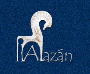 Logotipo de Alazán Autoedición. Publicar un libro gratis