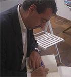 Francisco Cerezo. Escritores de hoy, Promoción de autores