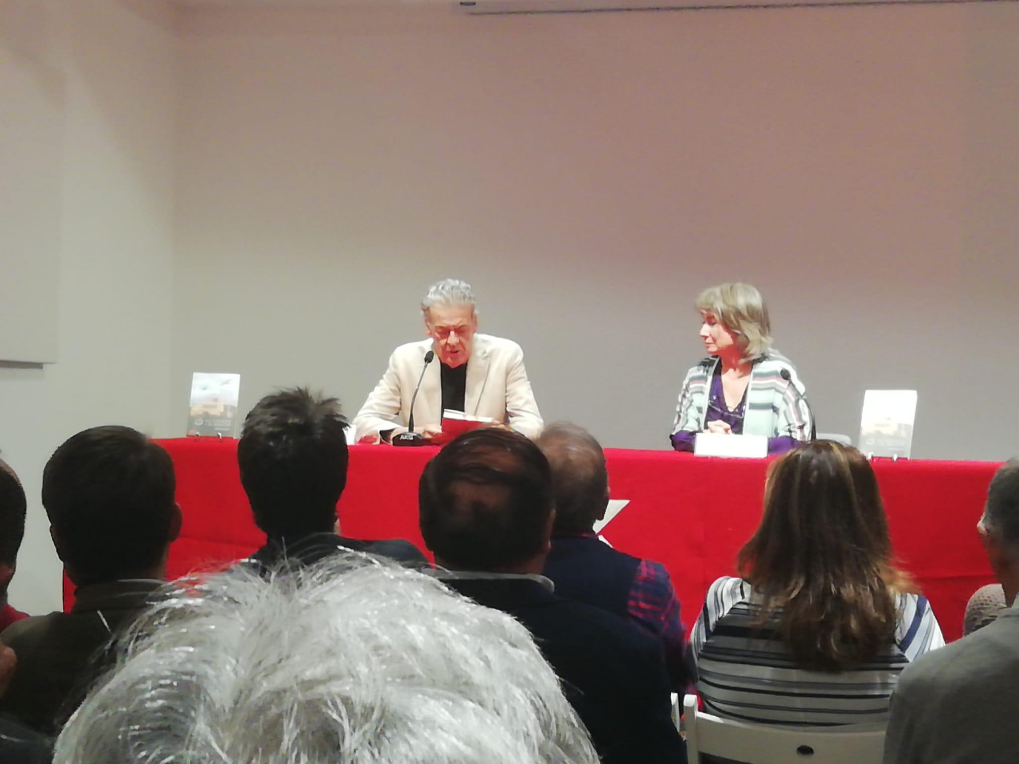 El editor Luis Folgado de Torres
