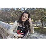 Clara Barceló Sellés autora de Sombra de sangre. Escritores de hoy, Publicar un libro