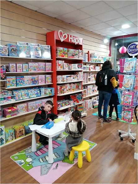 Librerías infantiles en Madrid
