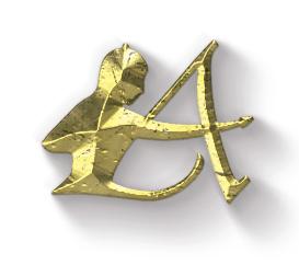 Logo Editorial Adarve. Grupo Editorial Caudal