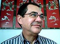 Orlando Villarreal Delgadillo autor de Sangre en pugna. Editorial Adarve. Publicar un libro