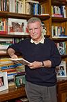 Ricardo Echanove autor de El legado de Gonzalo. Editorial Adarve. Publicar un libro