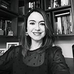 Giovanna Zuluaga autora de La vendedora de besos. Editorial Adarve. Publicar un libro
