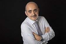Pablo López Romano autor de La heredad del señor. Editorial Adarve. Publicar un libro