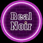 Logotipo Real Noir Ediciones