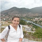María Asunción Monzón autora de Nublado espejo. Editorial Adarve, corrección de textos.