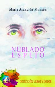 Portada del libro Nublado espejo. Editorial Adarve